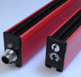 E3412 Ionisatie-staaf medium range