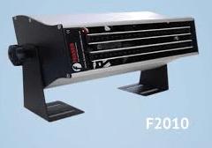 F2010 ionisatie-blower voorzijde