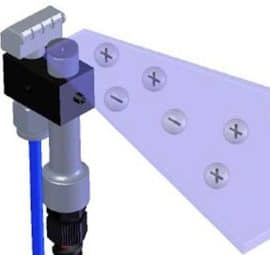 F4400 ionisatie nozzle